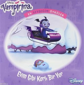 Disney Vampirina Evim Gibi Karlı Bir Yer