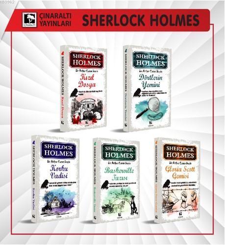 Sherlock Holmes Seti 5 Kitap