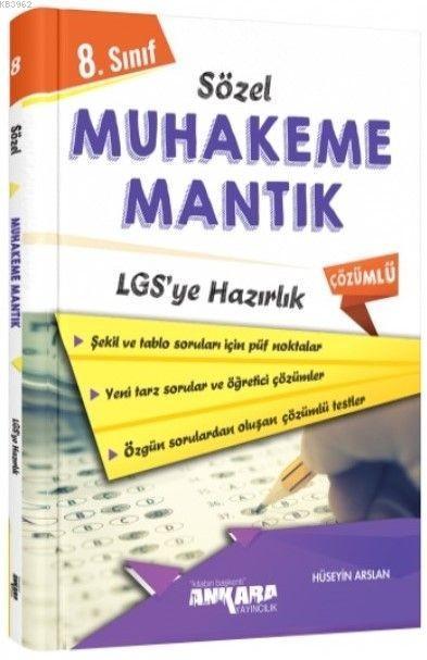 8. Sınıf Sayısal Muhakeme Mantık Çözümlü Soru Bankası