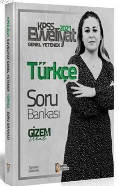 İsem 2021 Evveliyat KPSS Türkçe Çözümlü Soru Bankası İsem Yayıncılık