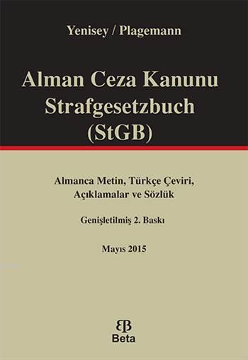 Alman Ceza Kanunu; Strafgesetzbuch (StGB)