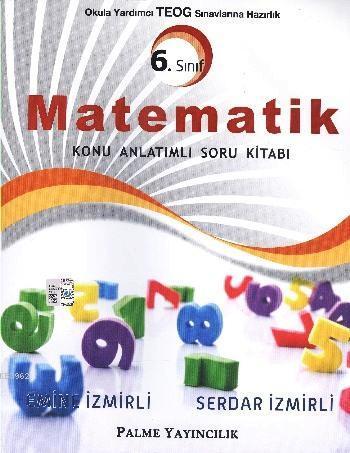 6. Sınıf Matematik Konu Anlatımlı Soru Kitabı