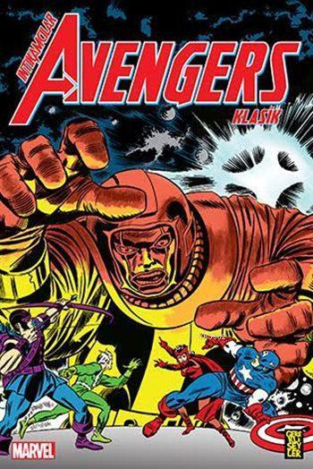 Avengers Klasik 2