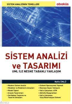 Sistem Analizi ve Tasarımı; UML ile Nesne Tabanlı Yaklaşım