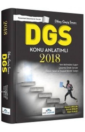 DGS Konu Anlatımlı 2018