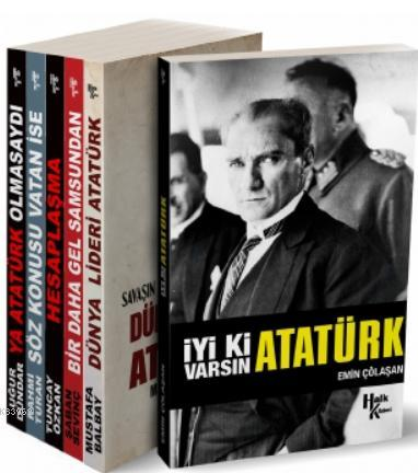 İyiki Varsın Atatürk Seti