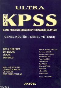 Ultra Kpss 2004 Genel Kültür Genel Yetenek
