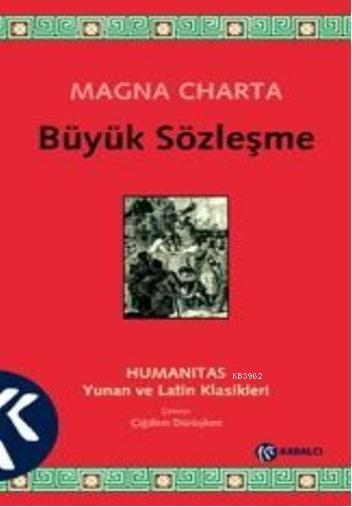 Büyük Sözleşme - Magna Charta