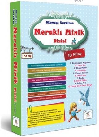 Meraklı Minik (10 Kitap)