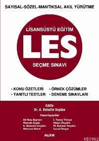 Les Lisansüstü Eğitim Giriş Sınavı