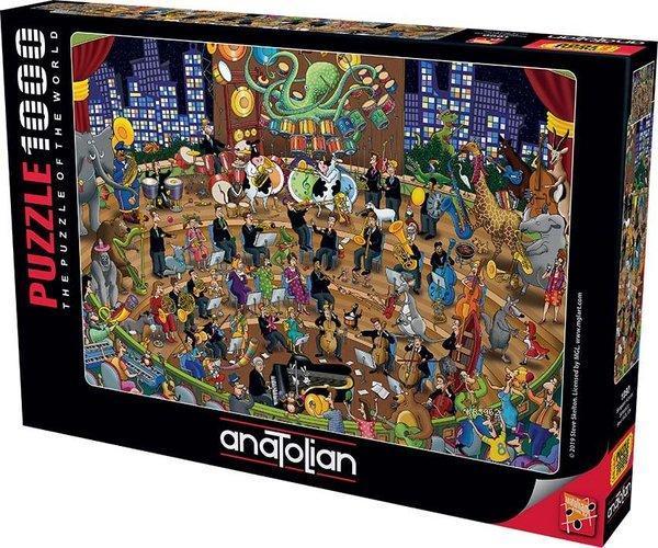Anatolian-Puzzle 1000 Sempatik Konser Simpatico