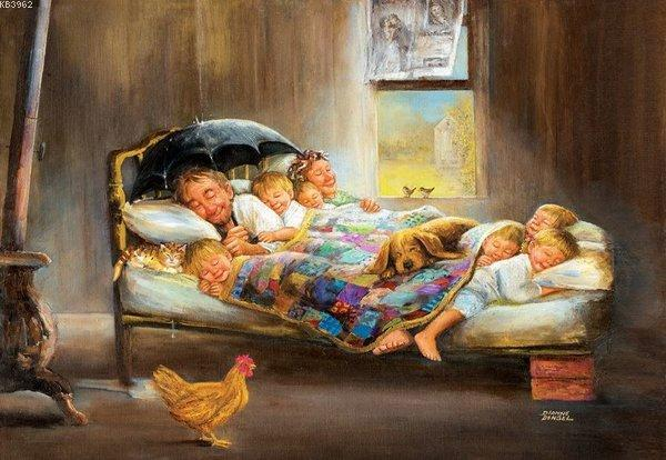 Anatolian Puzzle  Mutluluğun Resmi / Home Sweet Home 3900 2000 Parça