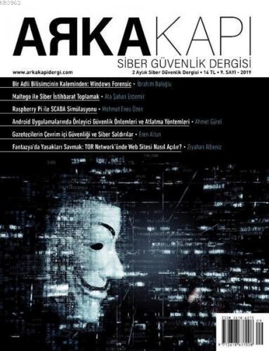 Arka Kapı; Siber Güvenlik Dergisi