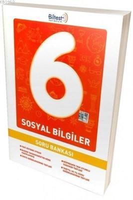 Bilfen - 6. Sınıf Sosyal Bilgiler Biltest Soru Bankası