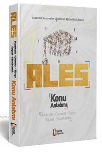 İsem 2021 ALES Sayısal - Sözel Mantık Konu Anlatımı