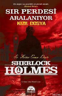 Sherlock Holmes Sır Perdesi Aralanıyor - Kızıl Dosya