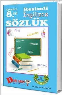 8. Sınıf Resimli İngilizce Sözlük