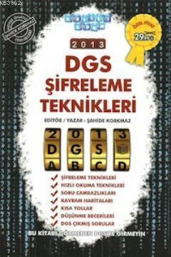 DGS Şifreleme Teknikleri Akıllı Adam 2013