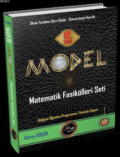 Model Yayınları 10. Sınıf Matematik Fasikülleri Seti Model