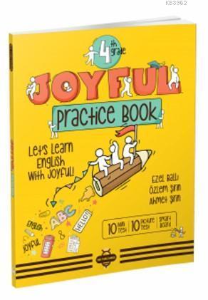 Arı Yayınları 4. Sınıf Joyful Practice Book Bee Publishing Arı