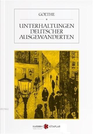 Unterhaltungen Deutscher Ausgewanderten
