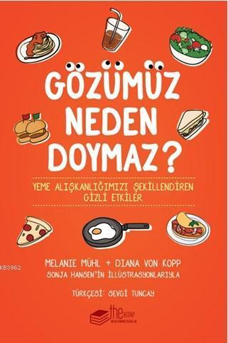 Gözümüz Neden Doymaz; Yeme Alışkanlığımızı Şekillendiren Gizli Etkiler