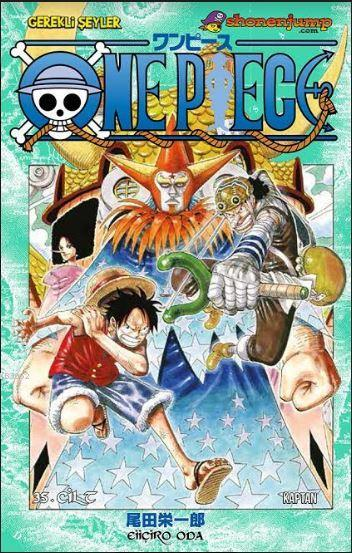 One Piece Cilt 35: Kaptan