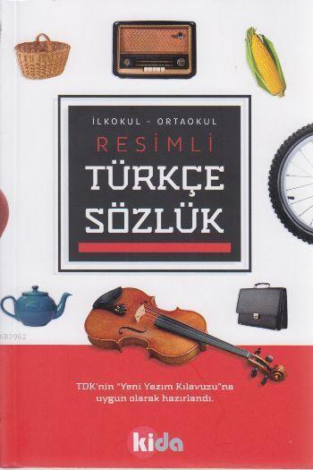 İlkokul - Ortaokul Resimli Türkçe Sözlük