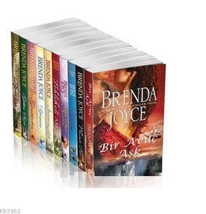 Brenda Joyce Romantik Kitaplar Koleksiyonu Takım Set (10 Kitap)