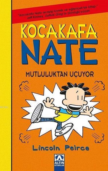 Kocakafa Nate - Mutluluktan Uçuyor