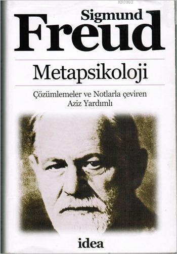 Metapsikoloji (Kalın Kapak)