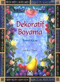 Dekoratif Boyama - Temel Kitap