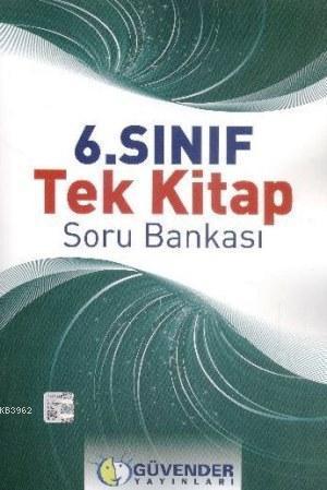 6. Sınıf Tek Kitap Soru Bankası