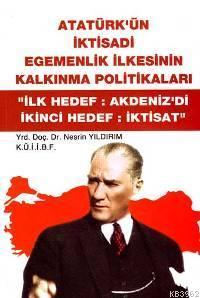 Atatürk'ün İktisadi Egemenlik İlkesinin Kalkınma Politikaları;