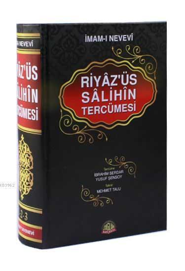 Riyaz' üs Salihin Tercümesi; (Tek Cilt-büyük boy-İthal kağıt)