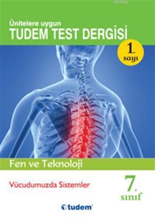 7.Sınıf Fen Ve Teknoloji Test Dergisi ( 8'li Set )