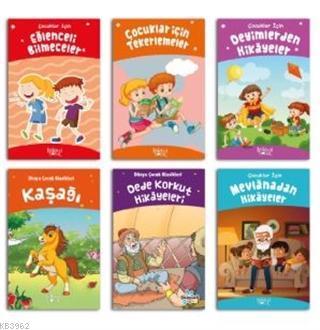 Çocuklar İçin Geleneksel Kitaplar Seti (6 Kitap)
