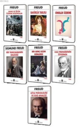 Freud Klasikleri 7 Kitap Set2