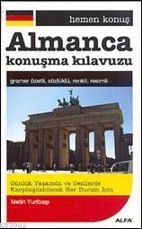 Hemen Konuş - Almanca Konuşma Kılavuzu