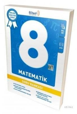Bilfen - 8. Sınıf Matematik Biltest Soru Bankası