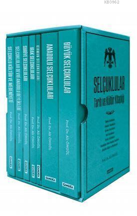 Selçuklular Tarih ve Kültür Kitaplığı; (7 Kitap Set)