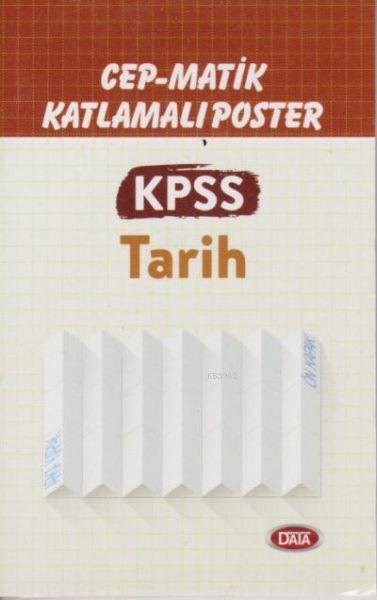 KPSS Tarih Cep Matik Katlamalı Poster