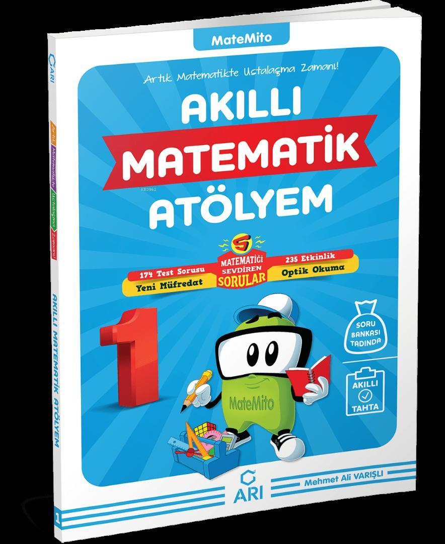 Arı 1.Sınıf Matemito Akıllı Matematik Atölyem