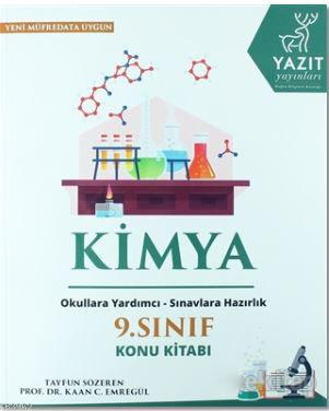 9. Sınıf Kimya Konu Kitabı 2017; Okula Yardımcı, Sınavlara Hazırlık