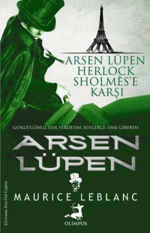 Arsen Lüpen Herlock Sholmese Karşı
