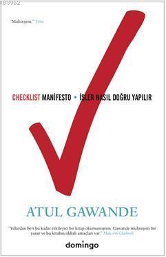 Checklist Manifesto - İşler Nasıl Doğru Yapılır?