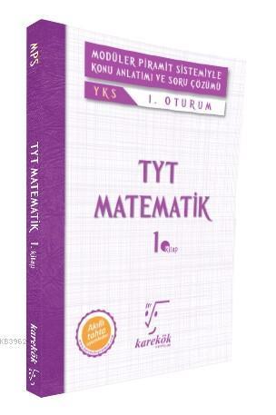 YKS-TYT Matematik 1. Kitap; Konu Anlatımlı