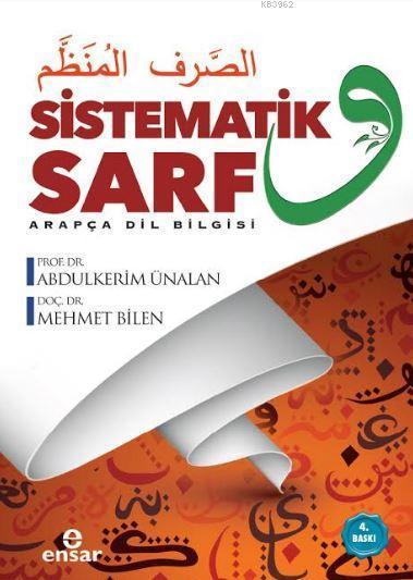Sistematik Sarf - Arapça Dil Bilgisi