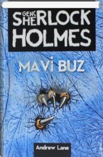 Genç Sherlock Holmes Mavi Buz