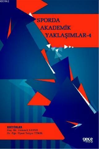 Sporda Akademik Yaklaşımlar - 4